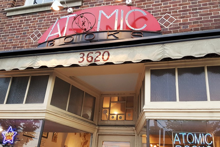 Atomic Books, Baltimore