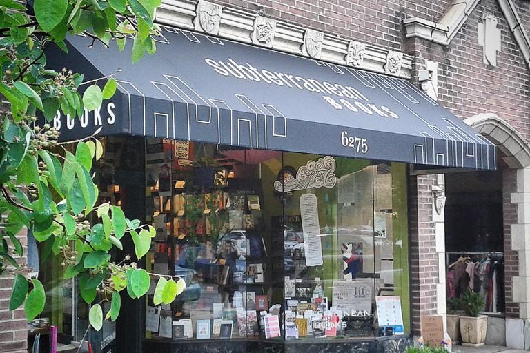 Subterranean Books, Street Louis