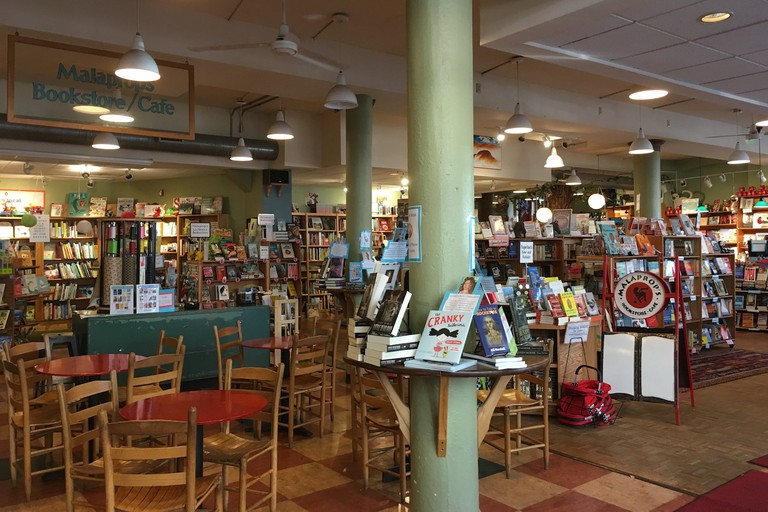 Malaprop's Bookstore/Cafe, North Carolina