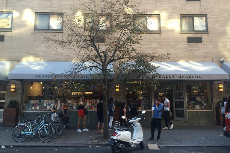 McNally Jackson Independent Booksellers and Cafe, Prince Street