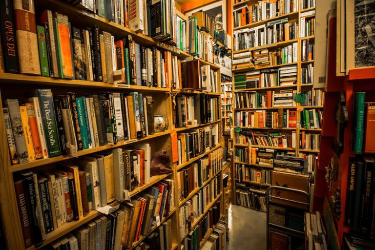 Málaga's independent bookstores are for those who prefer an old-school ambience