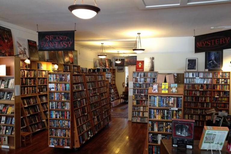 Borderlands Books, San Francisco