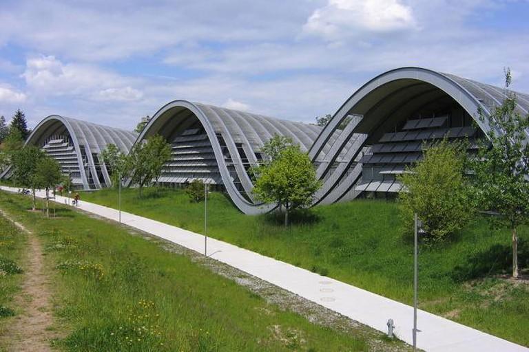 Zentrum Paul Klee Exterior