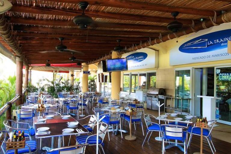 Restaurante El Cabrito, Acapulco