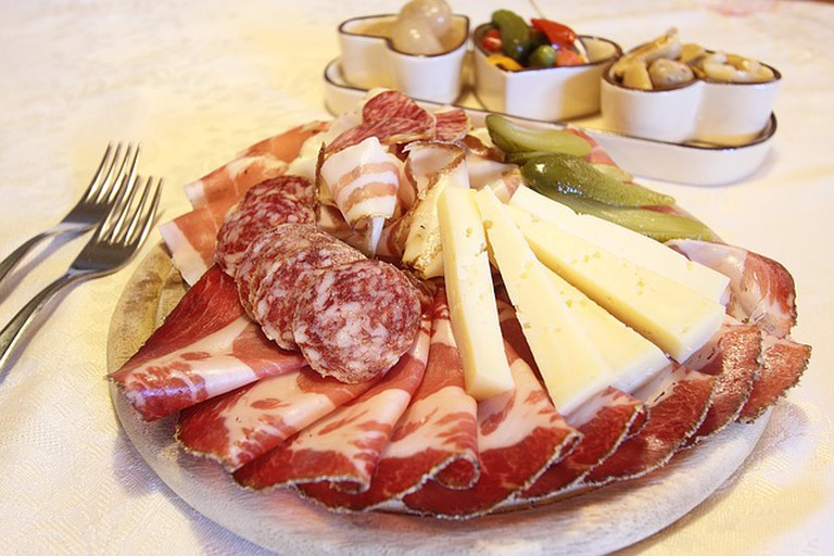 Restaurante Ramses Life, Madrid