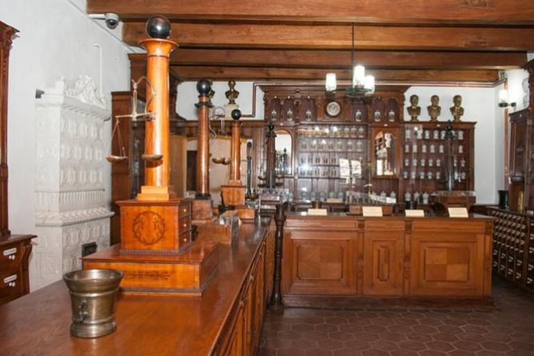 Pharmaceutical History Museum, Sibiu