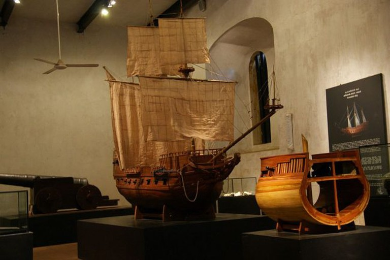 Maritime Museum Galle