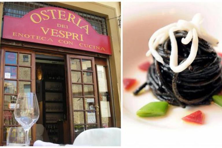Osteria dei Vespri, Palermo