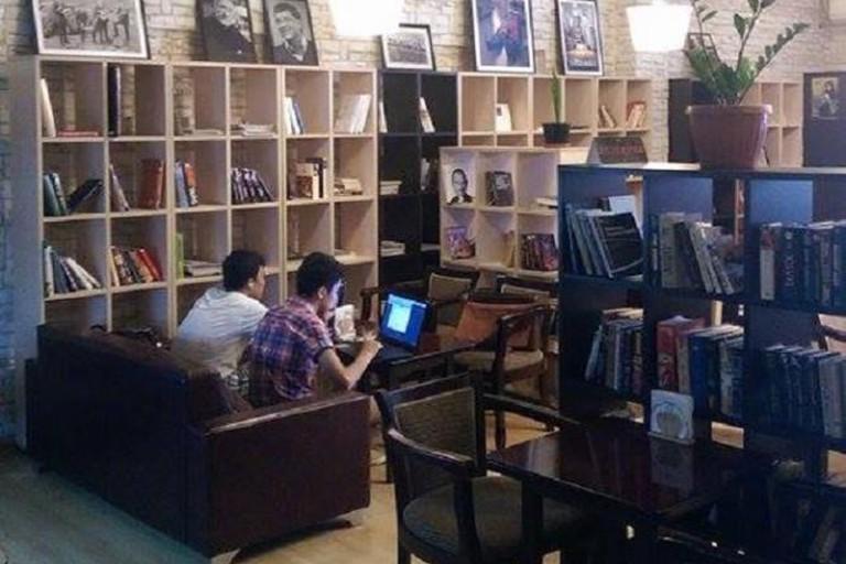 BookCafe, Tashkent
