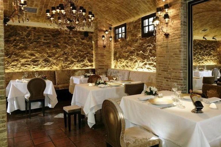 Spondi was Athens's first Michelin-star restaurant