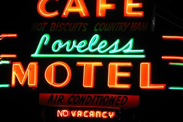 Loveless Cafe, Nashville