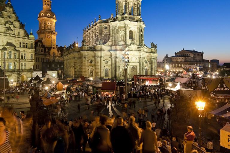Dresden Stadtfest 2010