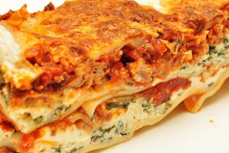 Ovenbaked Lasagna