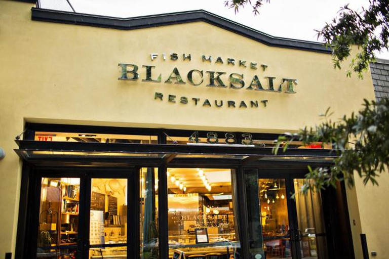BlackSalt Fish Market & Restaurant, Washington
