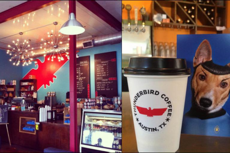 Menu Board and Coffee Cup