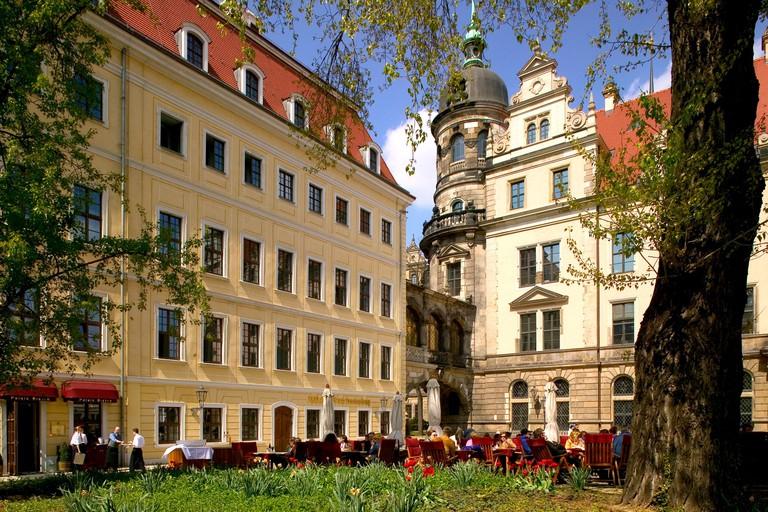 Dresden's Royal Palace