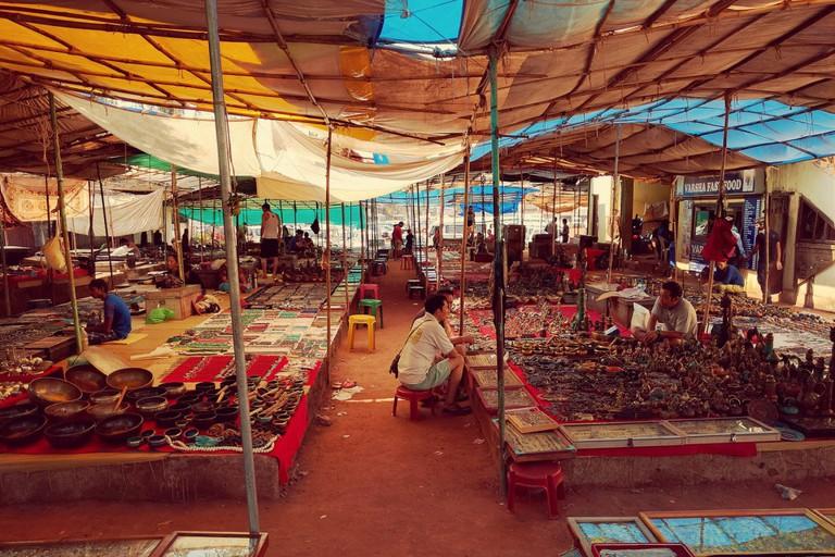 Market, Calangute
