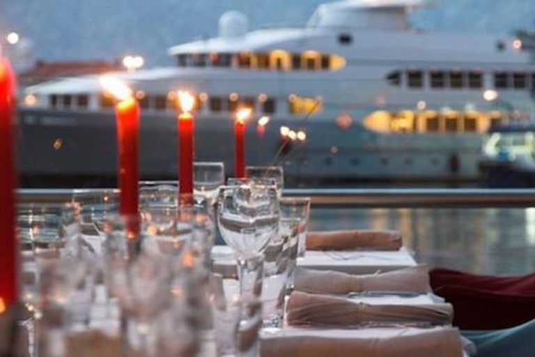Restaurant Galion, Kotor