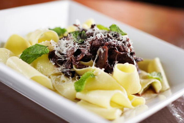 Pappardelle with Lamb Ragu