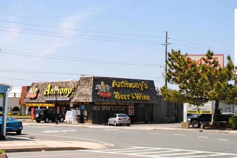 Anthony's Liquors, Ocean City