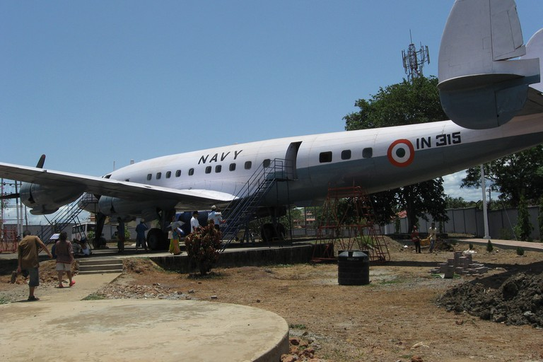Indian Naval Aviation Museum