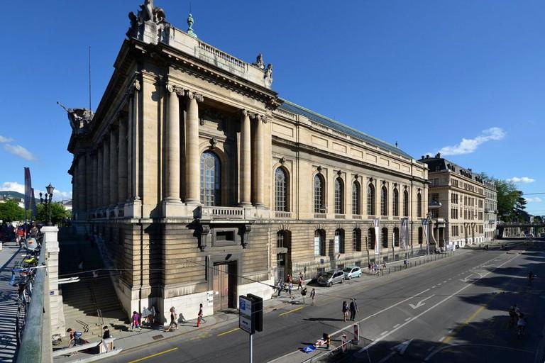Musée d'Art et d'Histoire, Genève