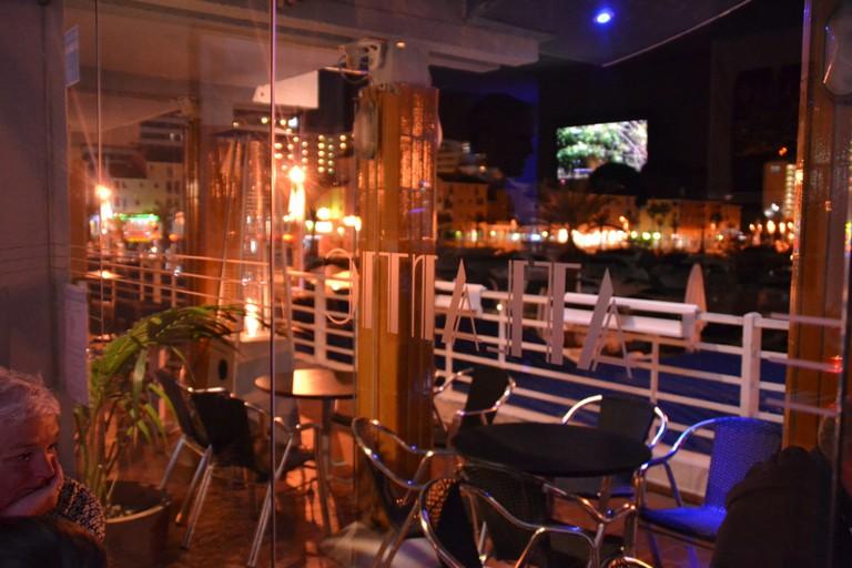 While at the Vilamoura Marina, visit the Atlantic Bar!