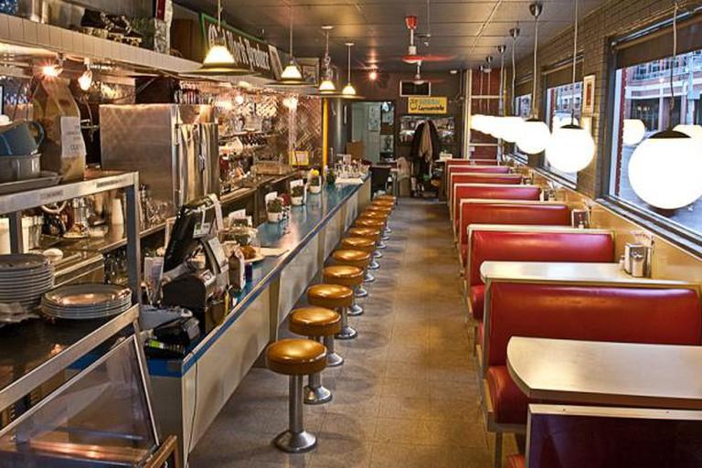 The George Street Diner, Toronto