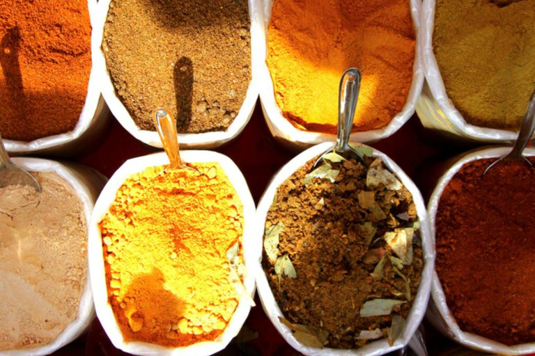 Goan Spices at Panjim Market