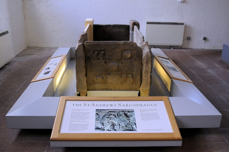 The St Andrews Sarcophagus