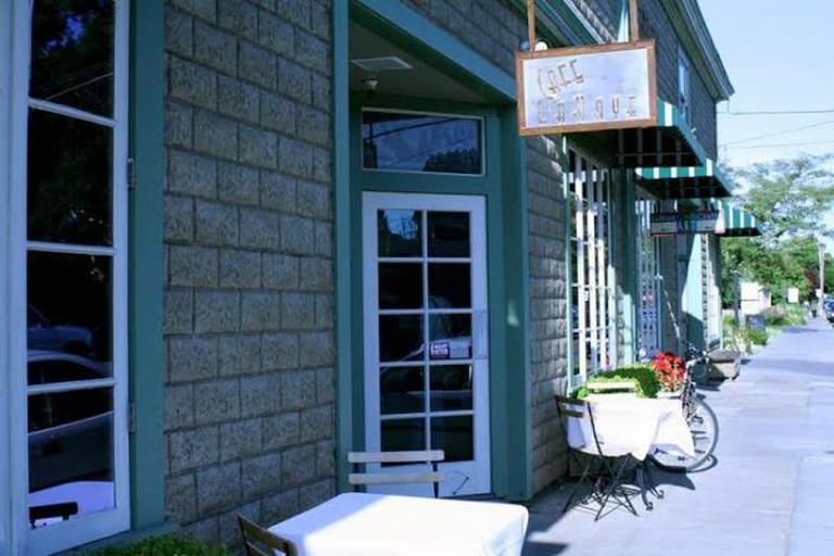 Cafe La Haye, Sonoma