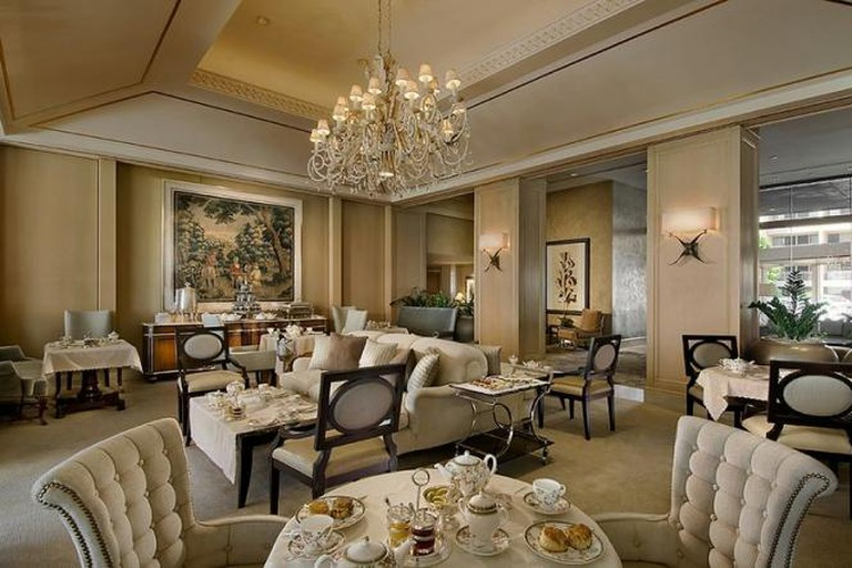 The Phoenician, Afternoon Tea