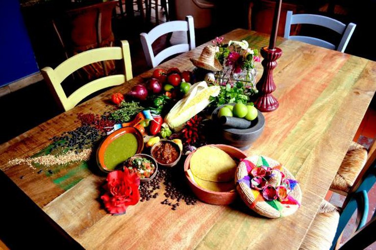 Mexican Herbs and Spices