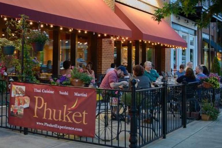 Ol Heidelberg Cafe, Huntsville