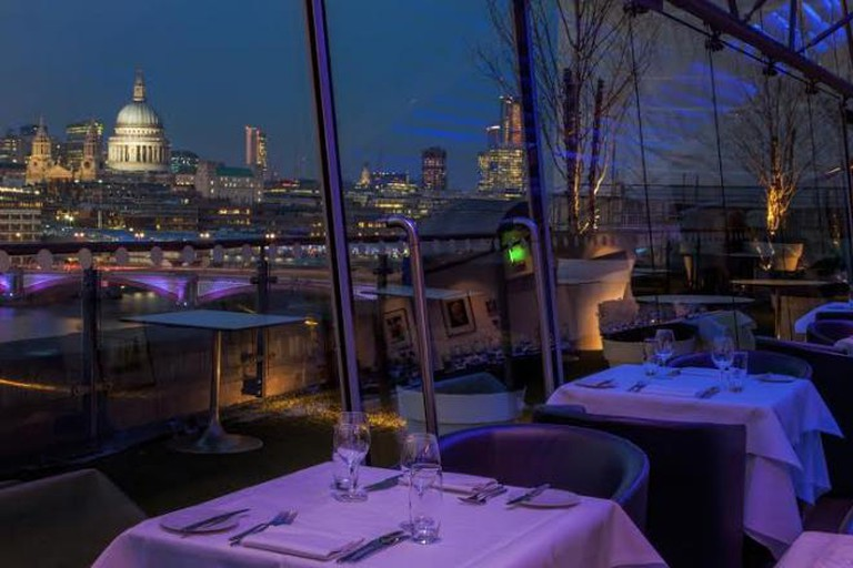 OXO Tower Restaurant, Bar and Brasserie, London