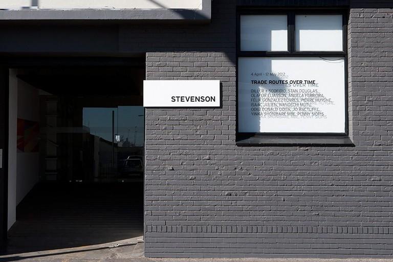 Stevenson Gallery Exterior