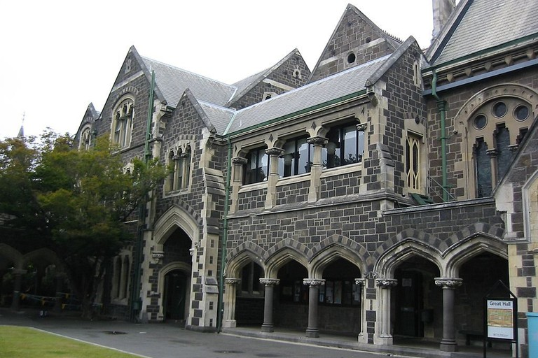 Christchurch Arts Centre Building