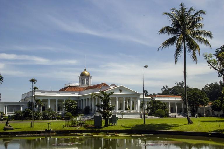 Bogor Palace, Bogor City