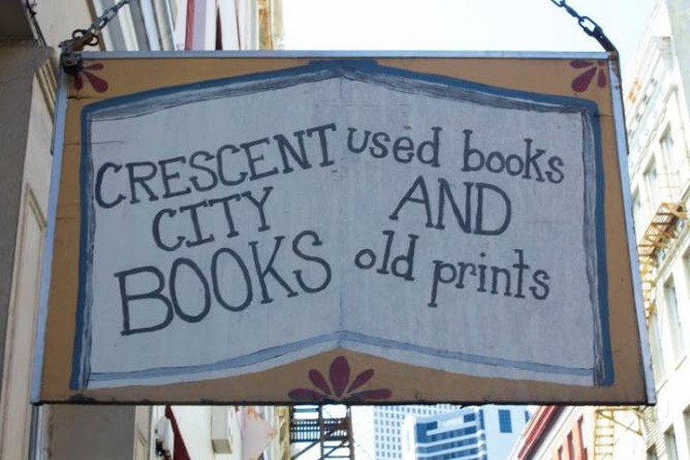 Crescent City Books, New Orleans