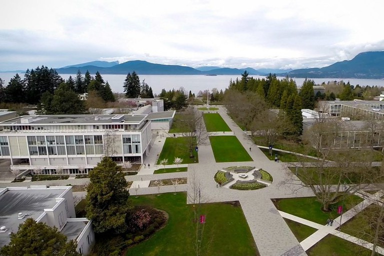 UBC views