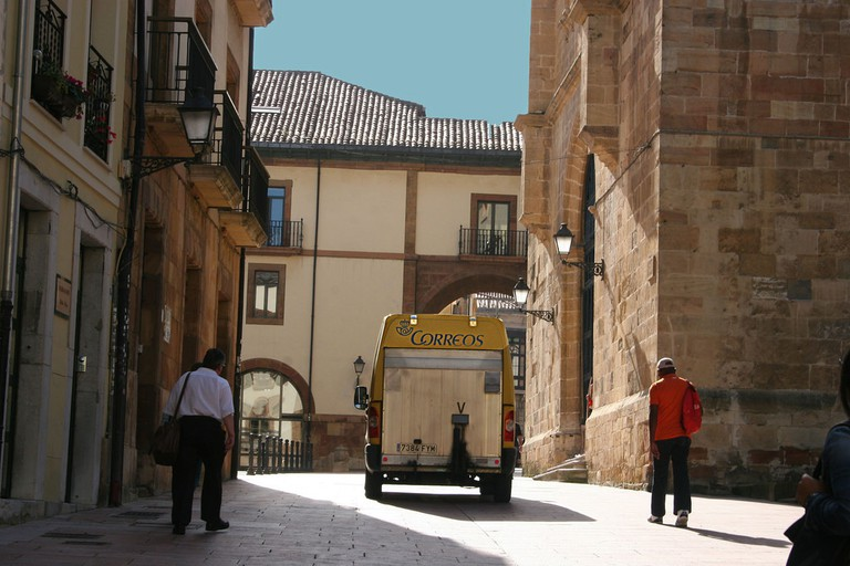 Calle San Vicente