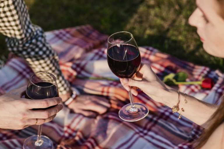 Wine and romance are a perfect pairing