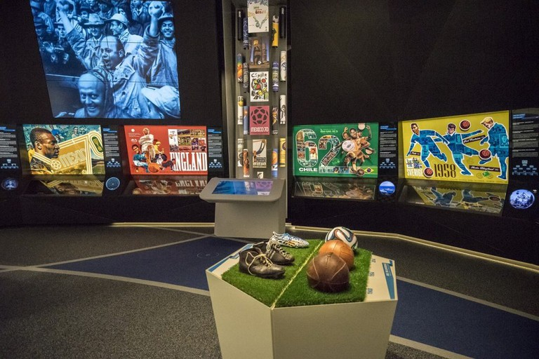 FIFA World Football Museum, Zürich