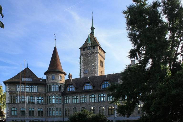Swiss National Museum, Zürich
