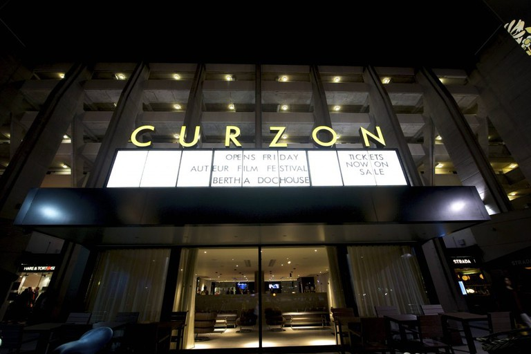 Curzon Soho, Shaftesbury Ave