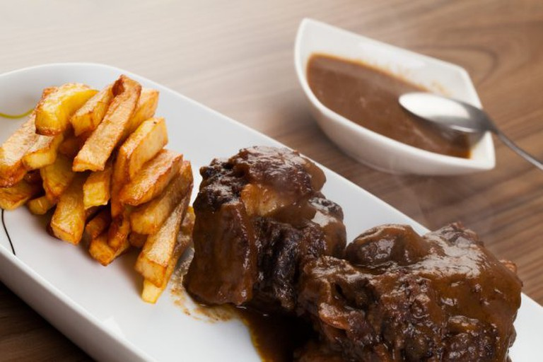 Stewed bull's tail (rabo de toro) is an Andalusian classic and served in Córdoba's best traditional restaurants