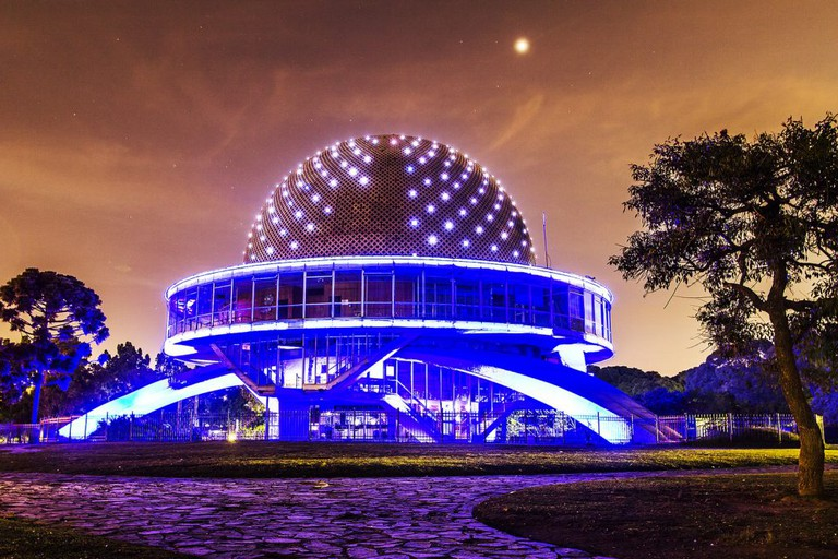 The weird and wonderful Planetario