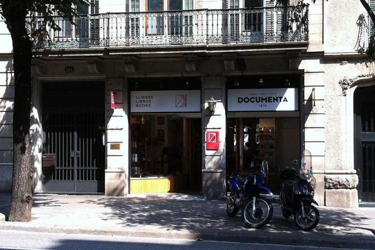 Llibreria Documenta, Barcelona