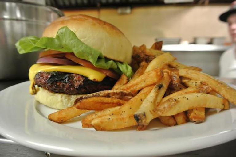 Christakis Burgers, Lubbock