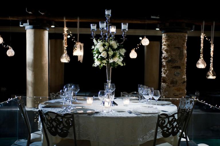 Kinsterna Hotel, Neapoli Vion